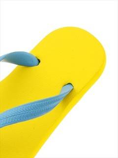 PAMEO POSE(パメオポーズ) |NATURAL RUBBER FLIP FLOPS YELLOW 画像06