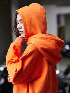 PAMEO POSE(パメオポーズ) |DOUBLE HOODED SWEATSHIRTS 画像03
