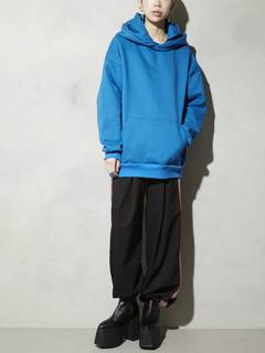 PAMEO POSE(パメオポーズ) |DOUBLE HOODED SWEATSHIRTS 画像15