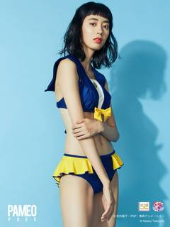 PAMEO POSE(パメオポーズ) |Pretty Guardian Sailor Moon Bikini Sailor Uranus 画像02