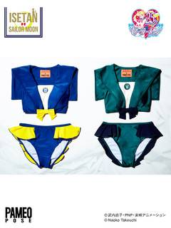 PAMEO POSE(パメオポーズ) |Pretty Guardian Sailor Moon Bikini Sailor Uranus 画像06