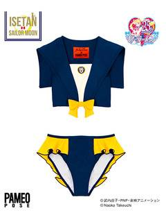 PAMEO POSE(パメオポーズ) |Pretty Guardian Sailor Moon Bikini Sailor Uranus 画像07