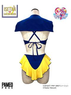 PAMEO POSE(パメオポーズ) |Pretty Guardian Sailor Moon Bikini Sailor Uranus 画像11