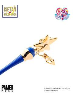 PAMEO POSE(パメオポーズ) |Star Power Stick Earring Sailor Mercury 画像04