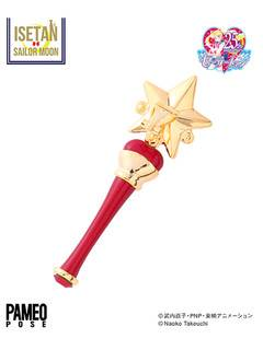 PAMEO POSE(パメオポーズ) |Star Power Stick Earring Sailor Mars 画像03
