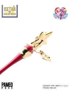 PAMEO POSE(パメオポーズ) |Star Power Stick Earring Sailor Mars 画像04