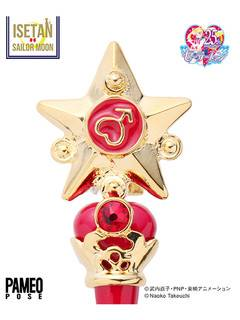 PAMEO POSE(パメオポーズ) |Star Power Stick Earring Sailor Mars 画像05
