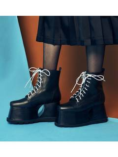 PAMEO POSE(パメオポーズ) |2WAY LACE UP BOOTS 画像11