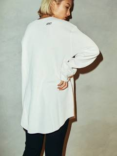 PAMEO POSE(パメオポーズ) |ANT Long Sleeve Thermal Top 画像04