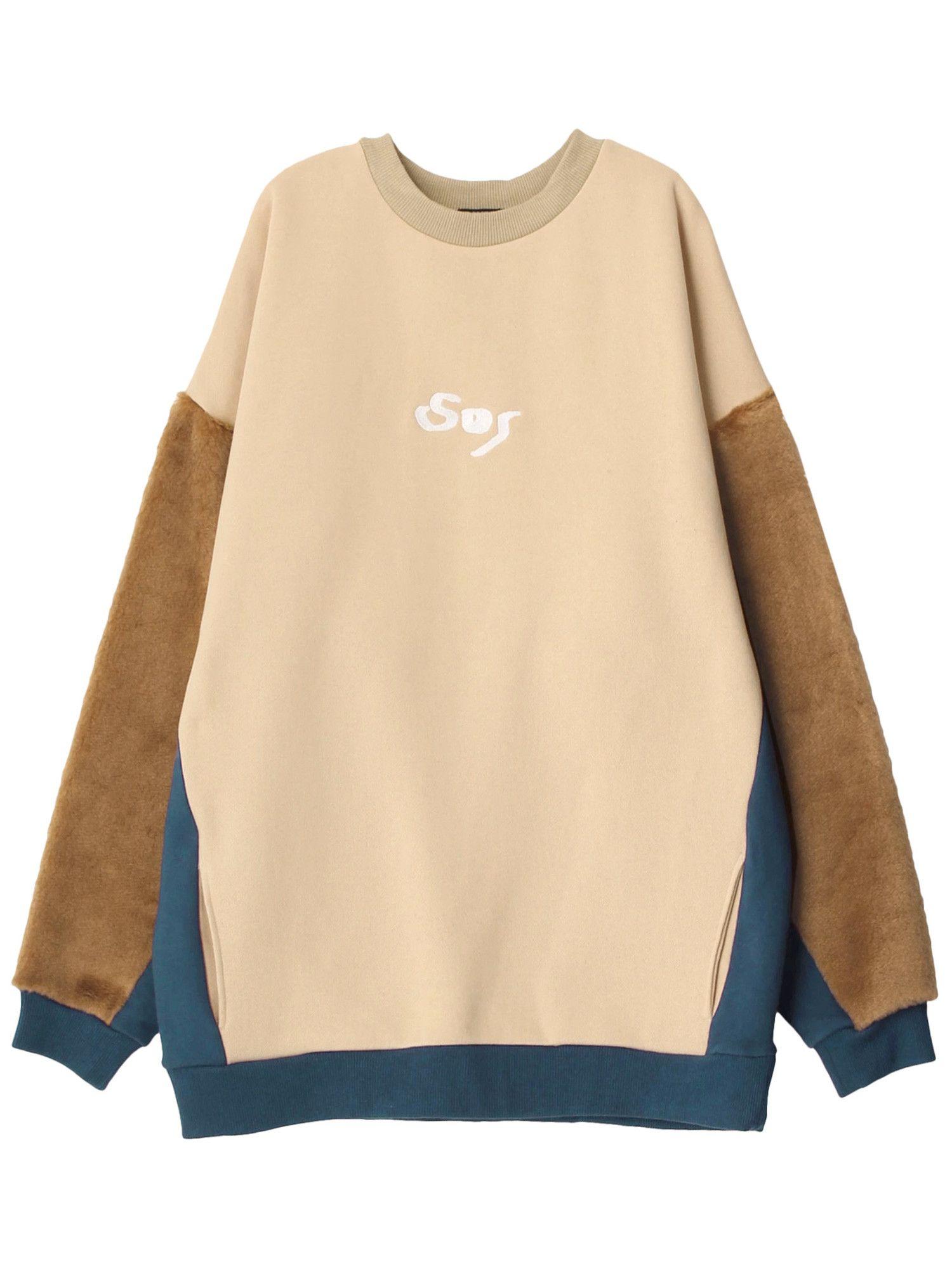 SOS BOA套衫
