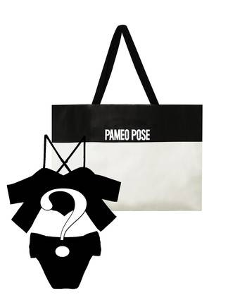 【PAMEO POSE】2019 SWIMWEAR HAPPY BAG