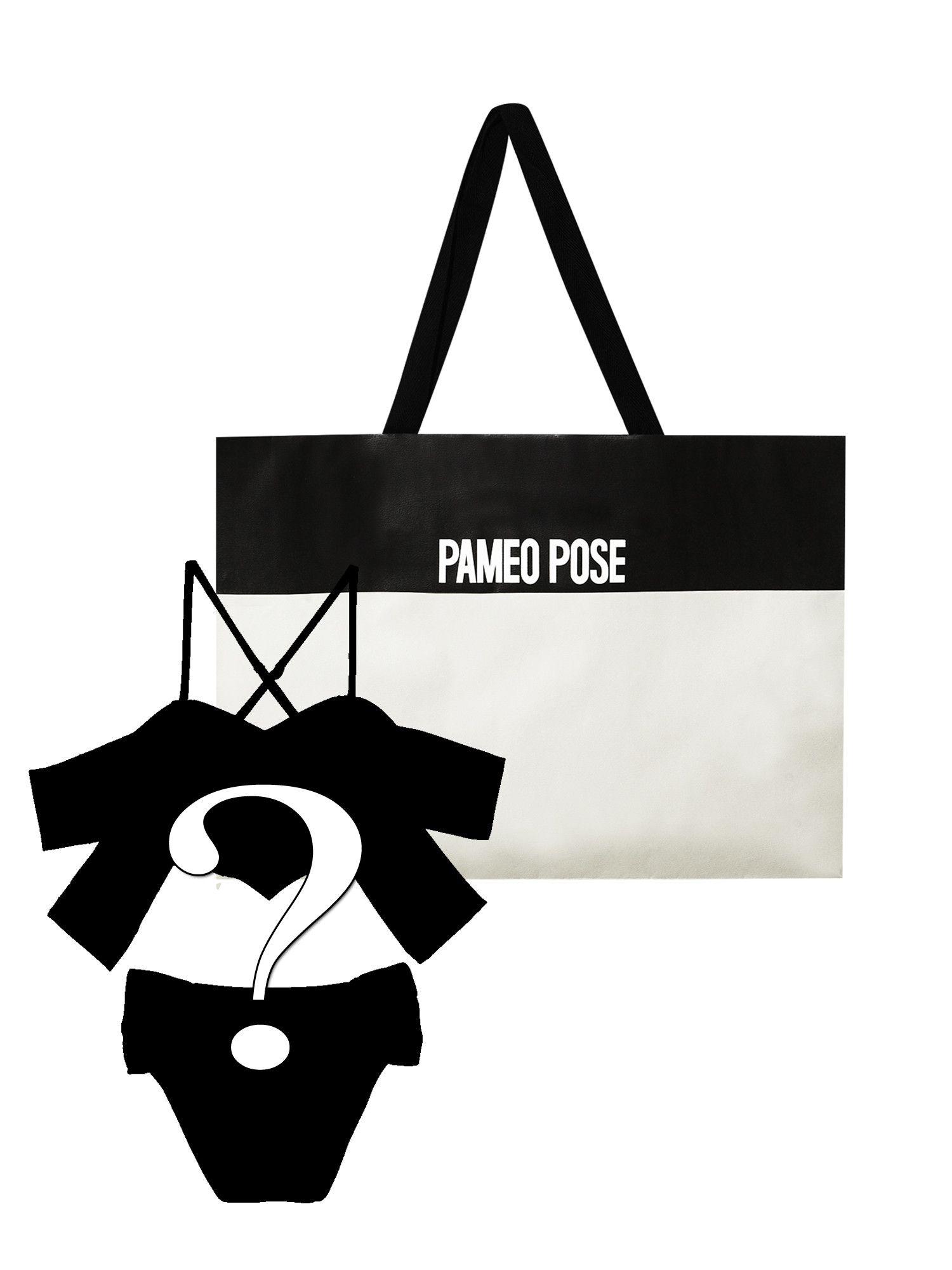 [PAMEO POSE] 2019 SWIMWEAR HAPPY BAG