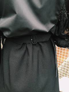 PAMEO POSE(パメオポーズ) |Layered Wrap Skirt 画像16