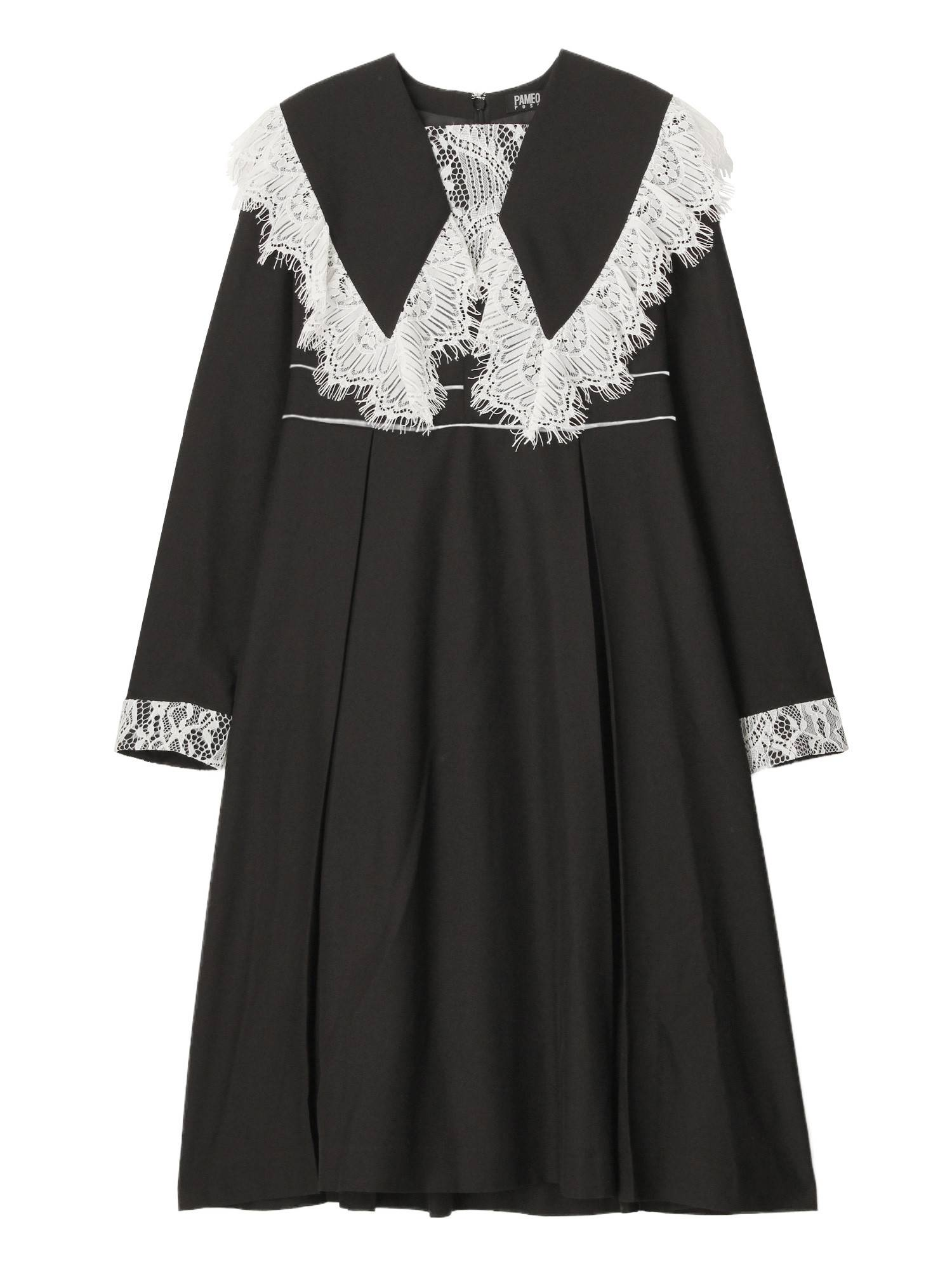 Big Collar Dress