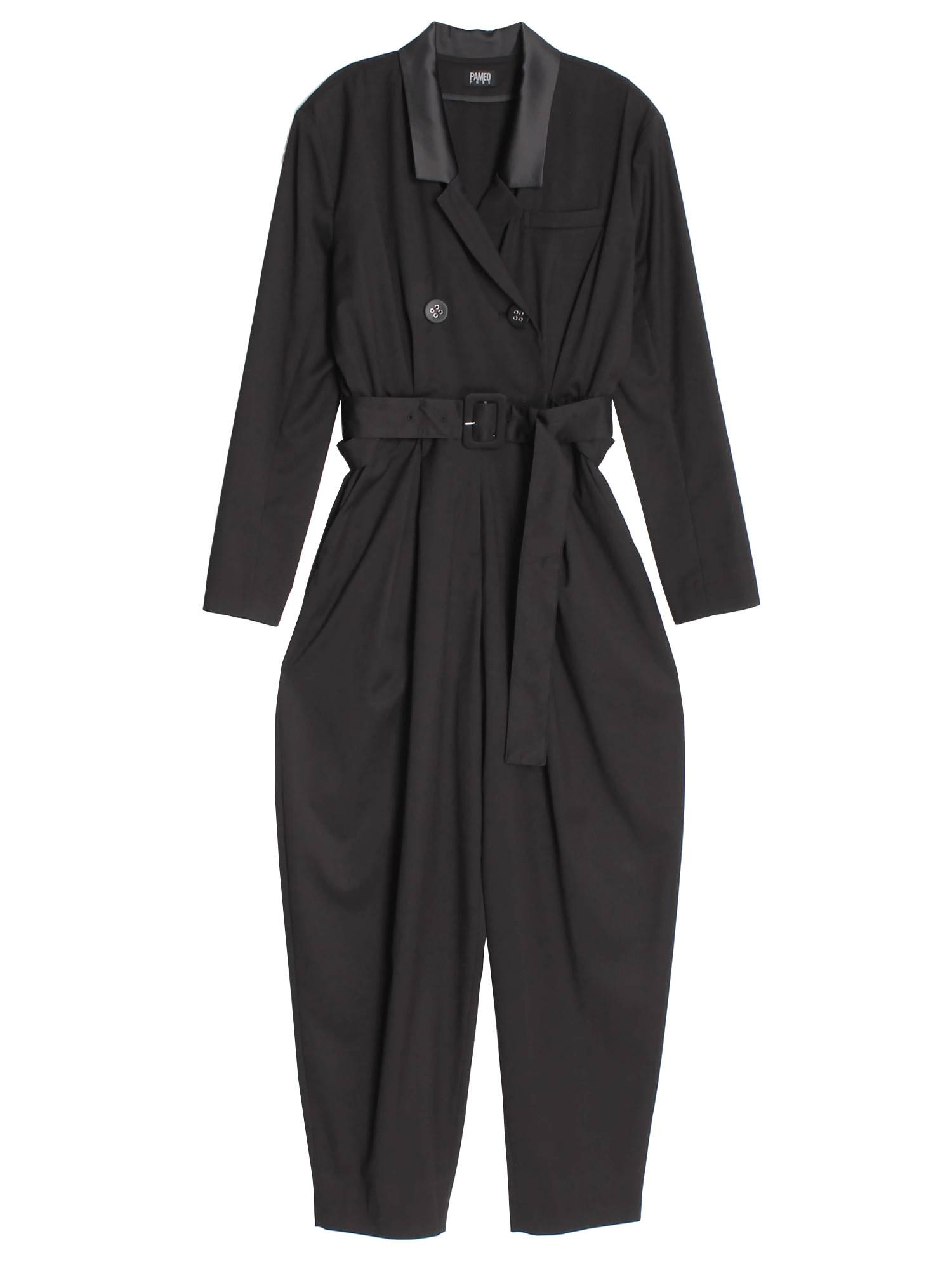 Big Jacket All In One_BLK
