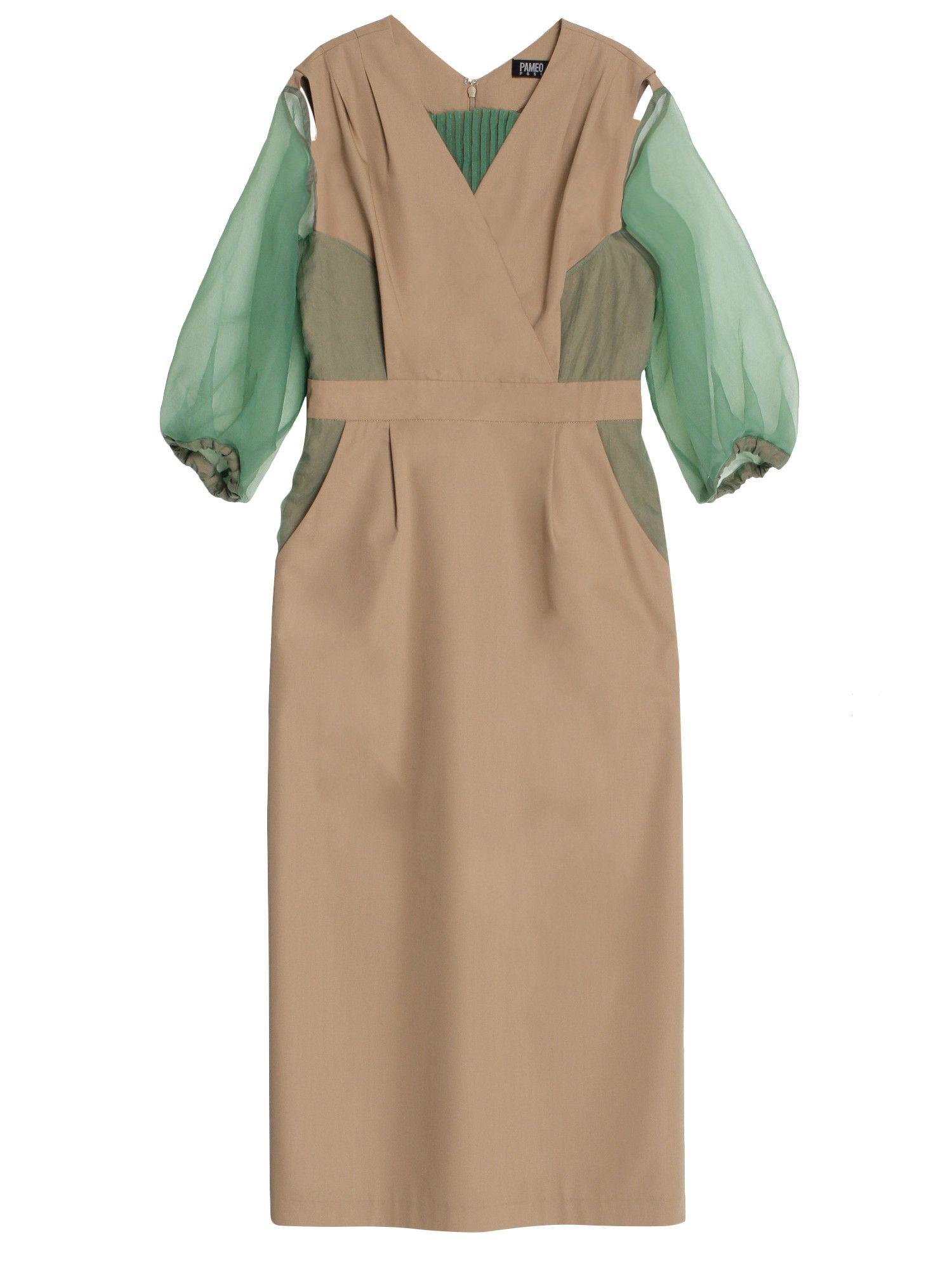 [20Summer]Onyx Dress