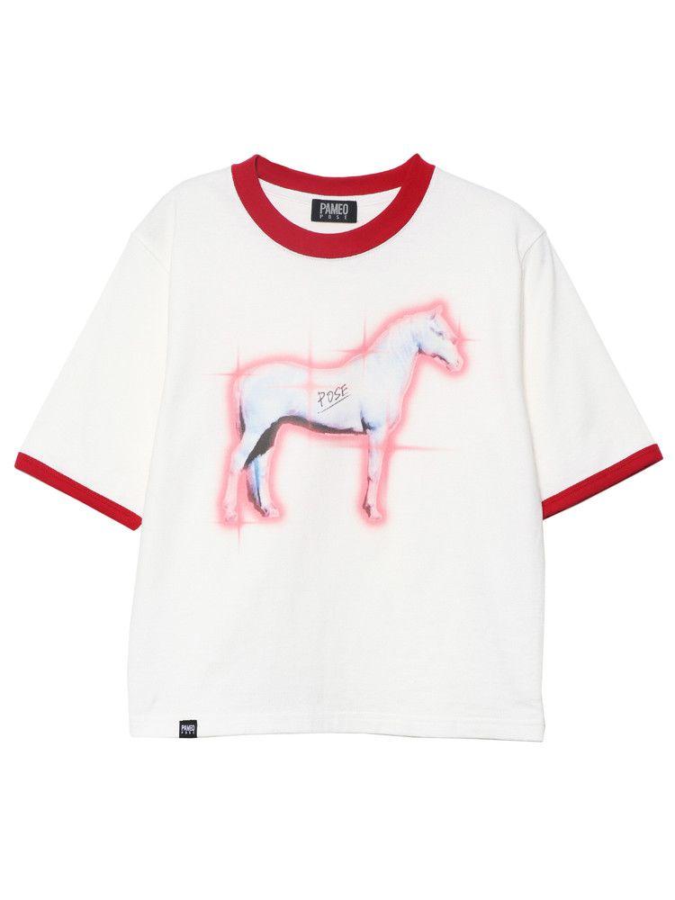 Mystical Horse chibi-T