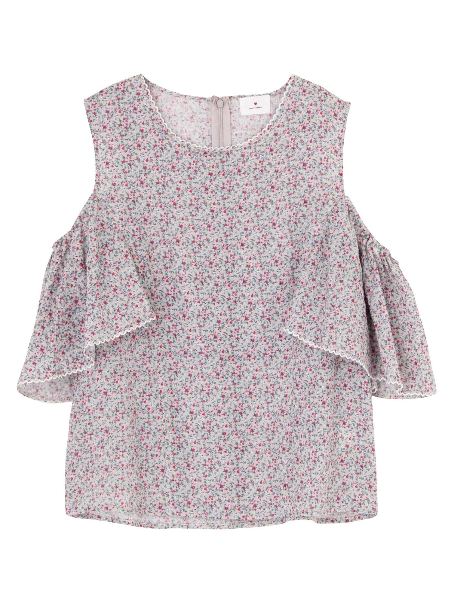 OHanakata autumn blouse