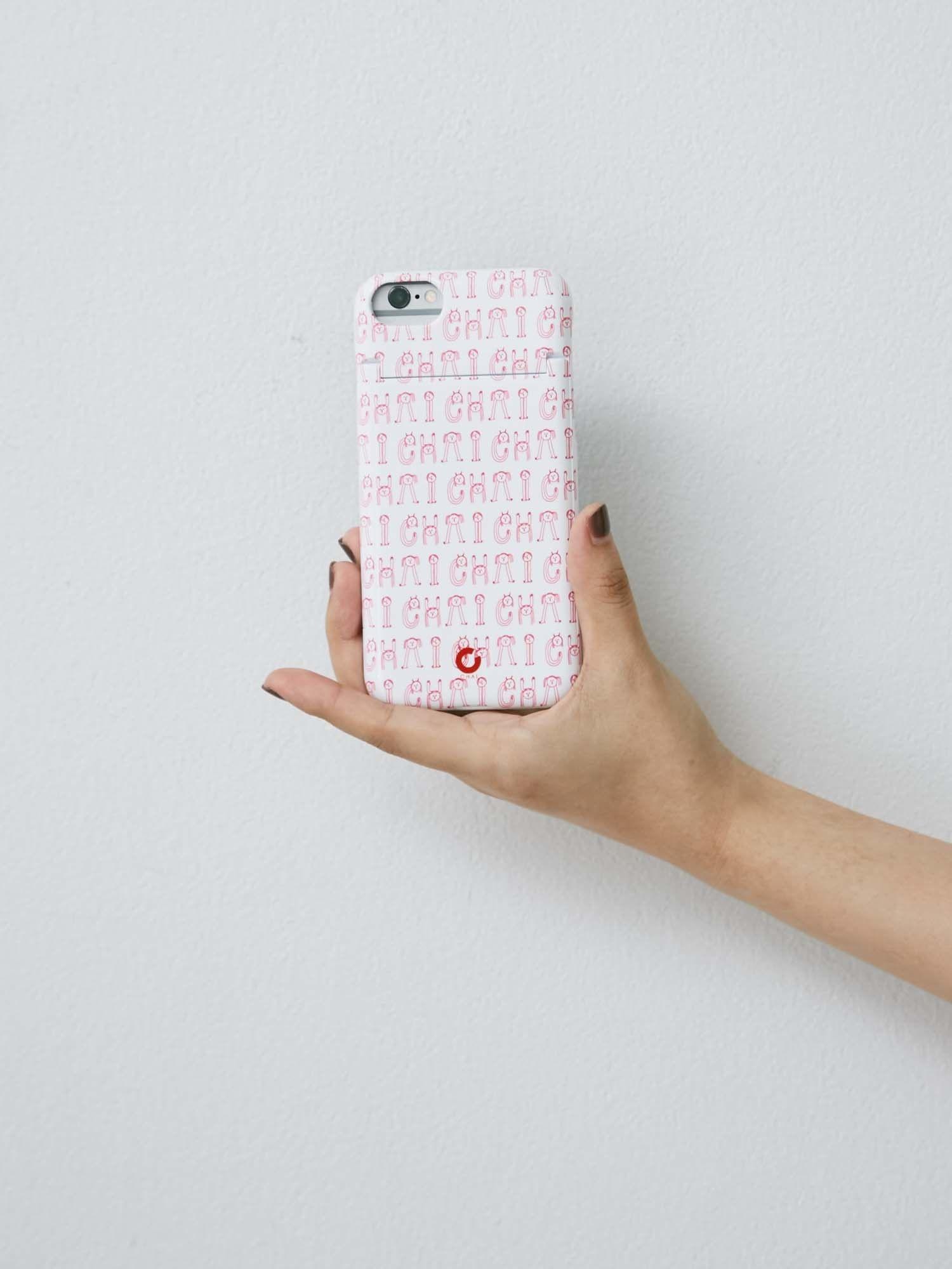 [CHAI × Pantovisco × mj] CHAI iphone case