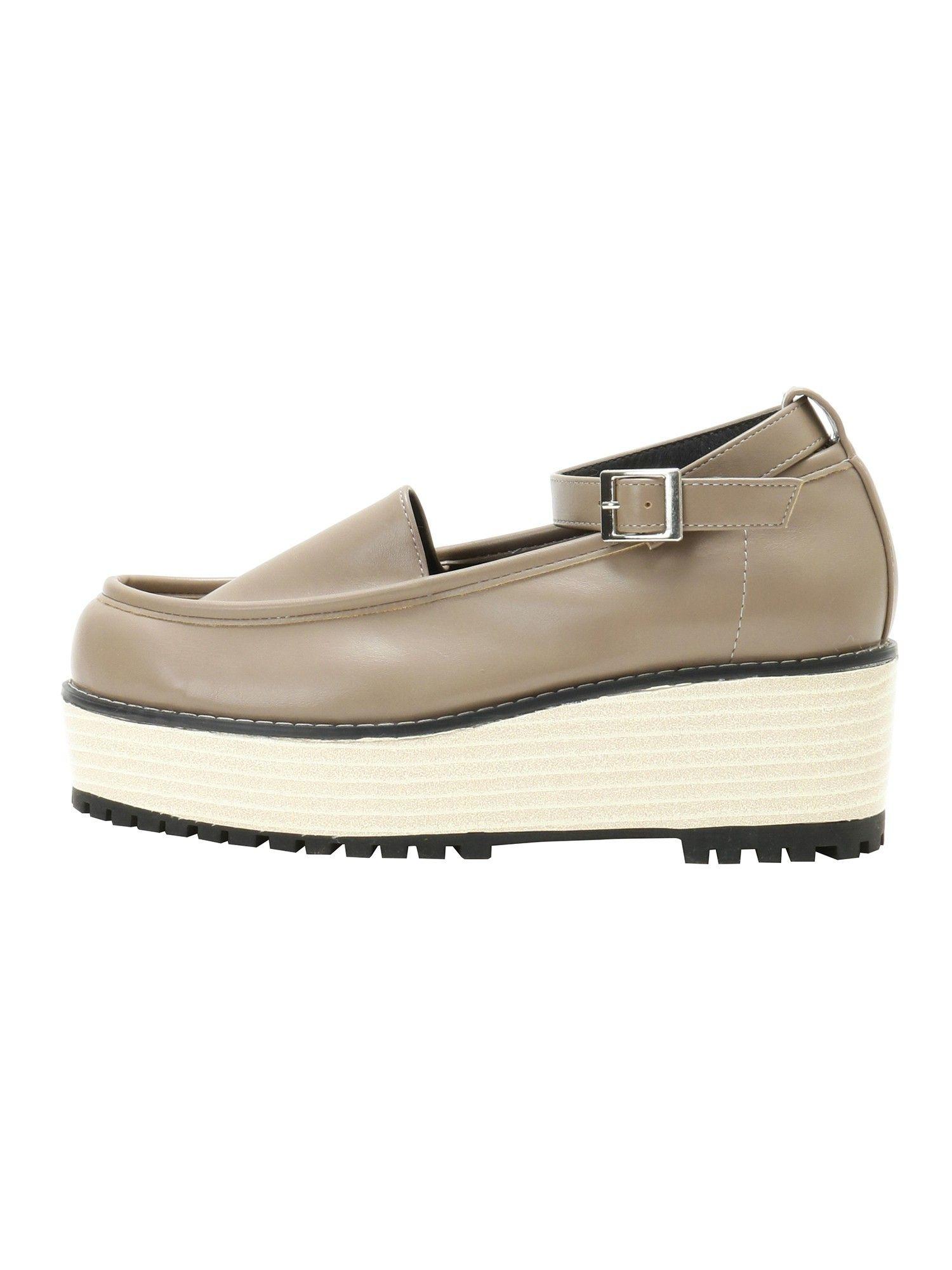 帶叔叔便鞋
