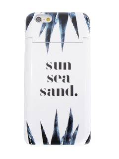 FLOVE(フローヴ) |≪6/6S対応≫sun sea sand iPhone case 画像04