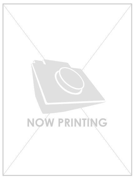 Back logo Cocoon Dress