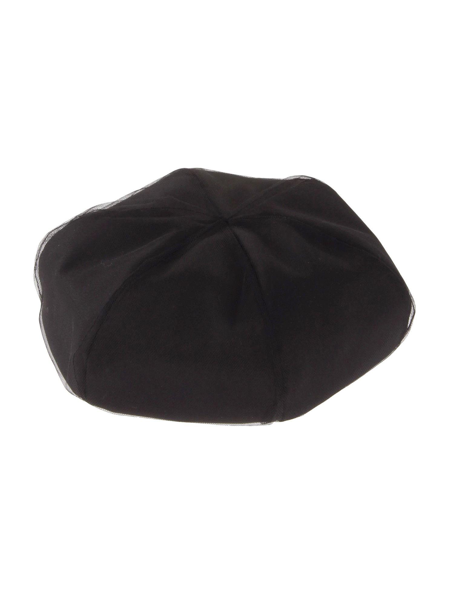 薄纱贝雷帽