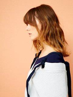 ELENDEEK(エレンディーク) |SHOULDER TAPE KNIT CARDIGAN 画像11