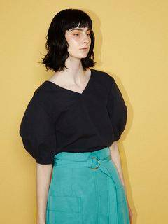 ELENDEEK(エレンディーク) |RUSTIC STATEMENT SLEEVE BLOUSE 画像03
