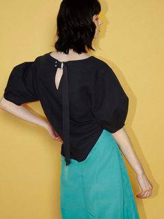ELENDEEK(エレンディーク) |RUSTIC STATEMENT SLEEVE BLOUSE 画像04