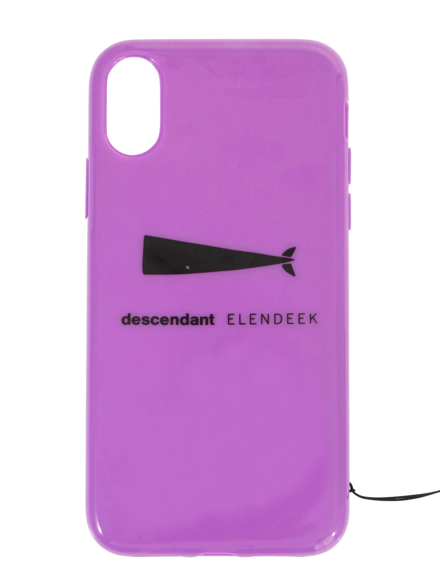 DES/CACHALOT iPhone CASE