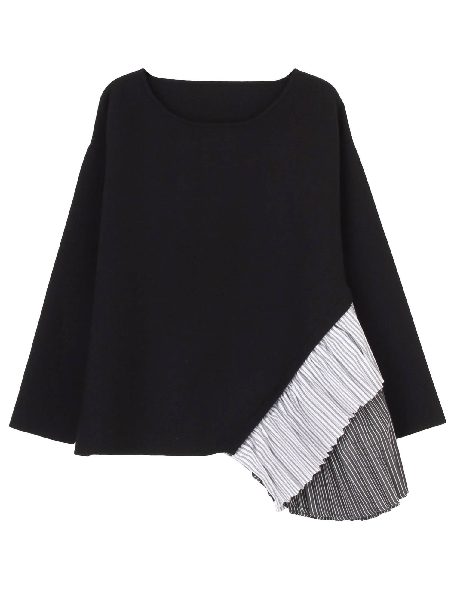 ASYMMETRIC W STRIPES KT