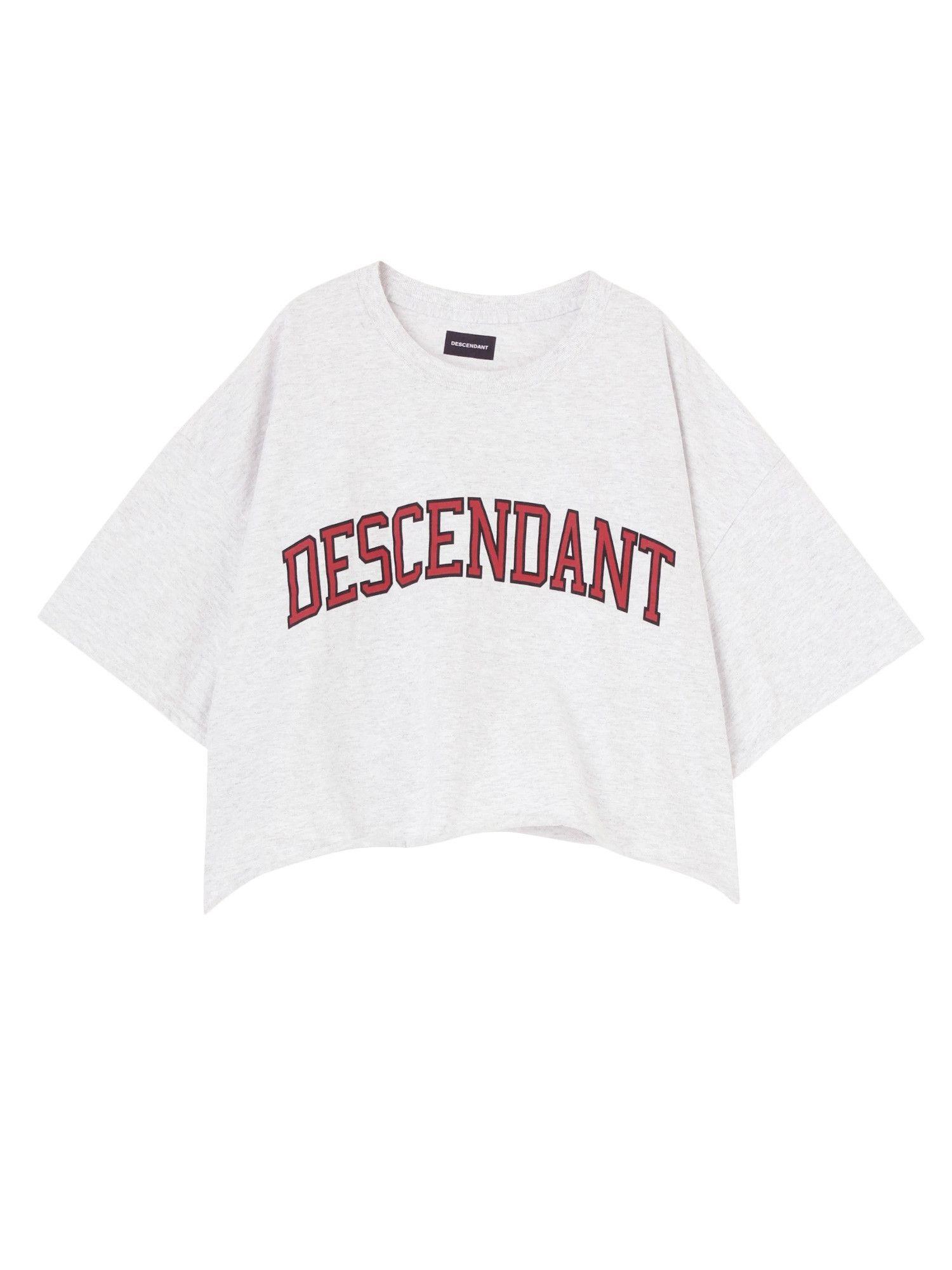 【descendant】CUT OFF SHORT T