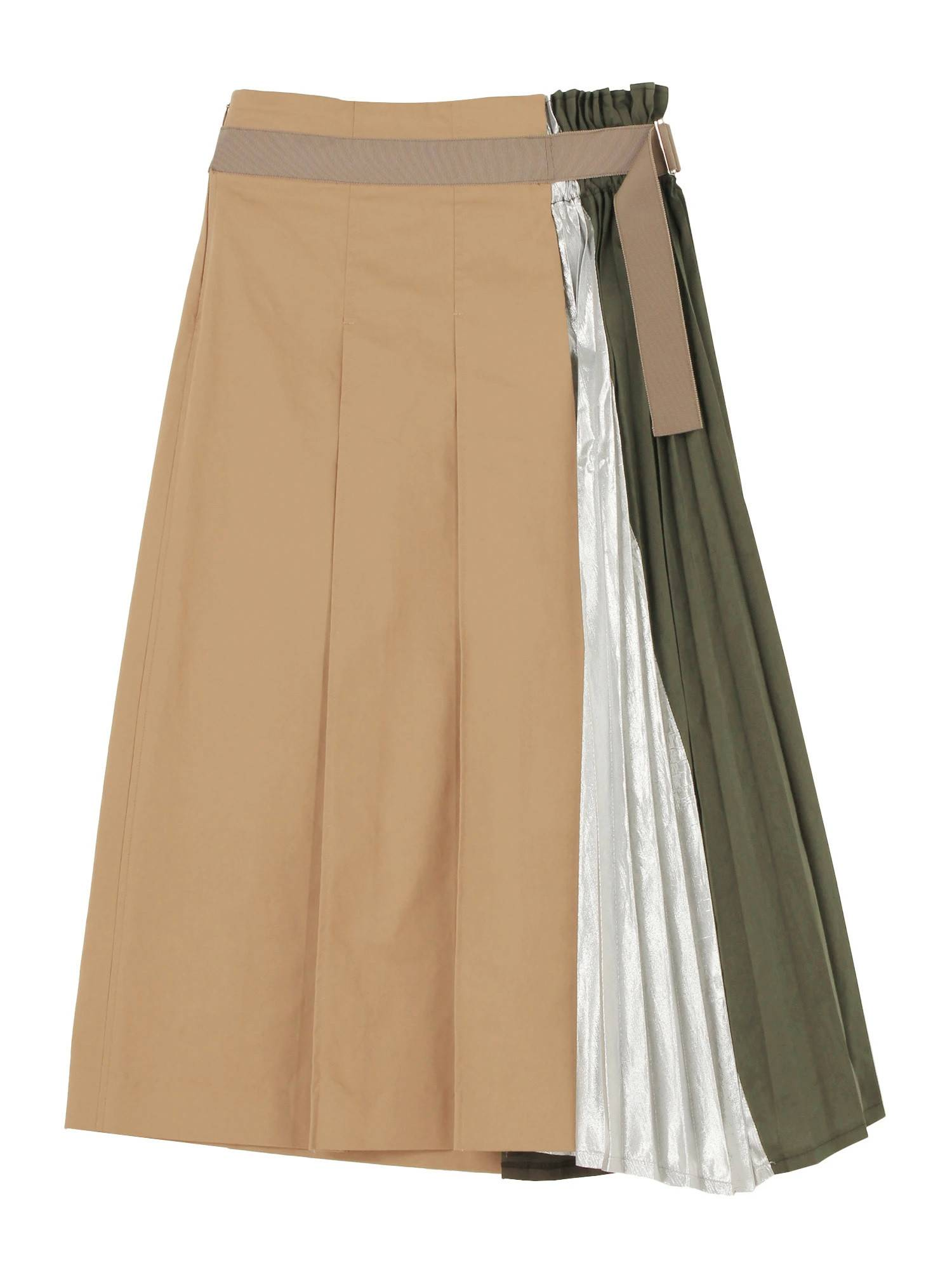 [WEB LIMITED ITEM] BLOKING PANEL PLEATS SK