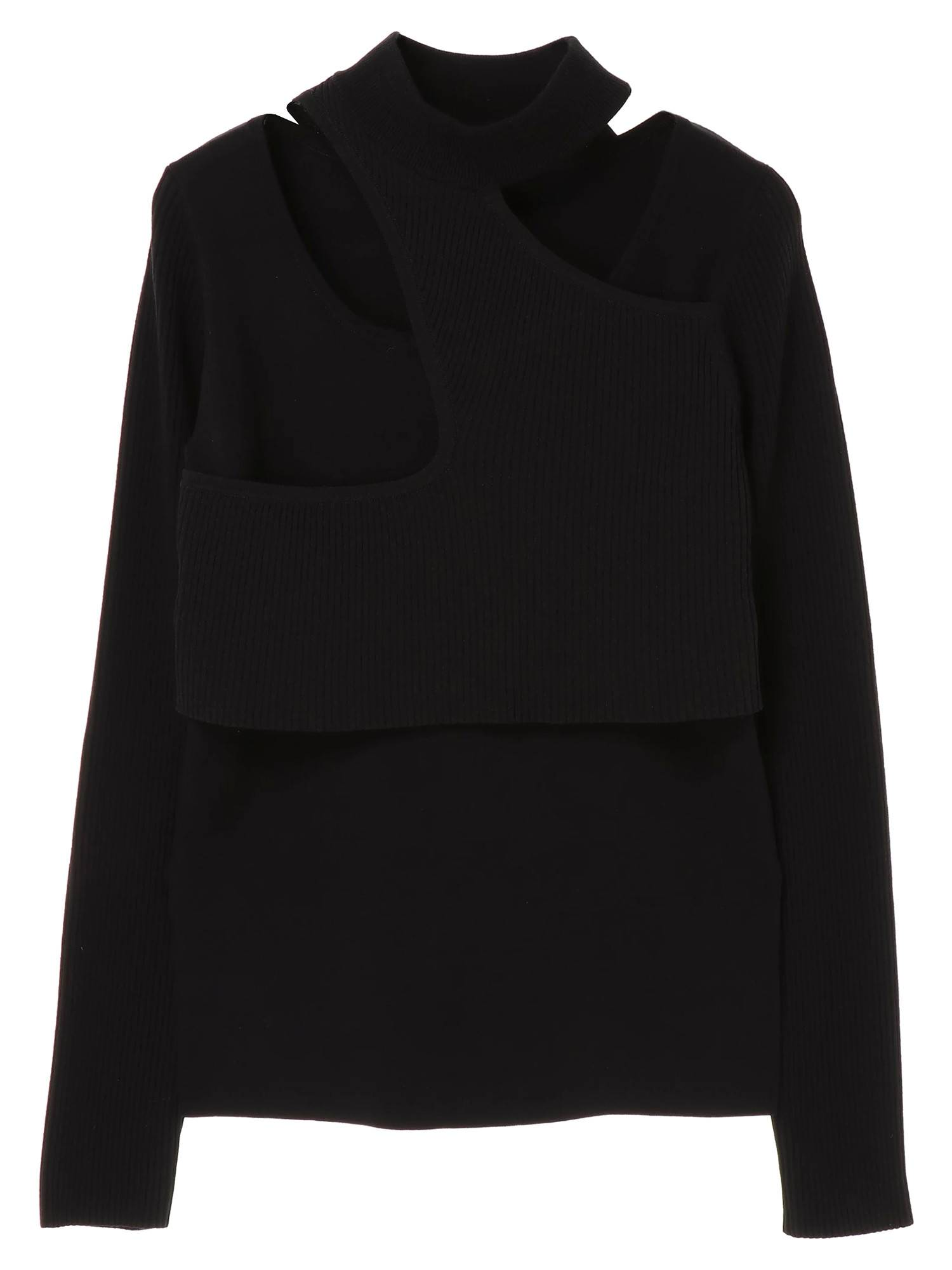 ASYMME LAYERED L/S KT