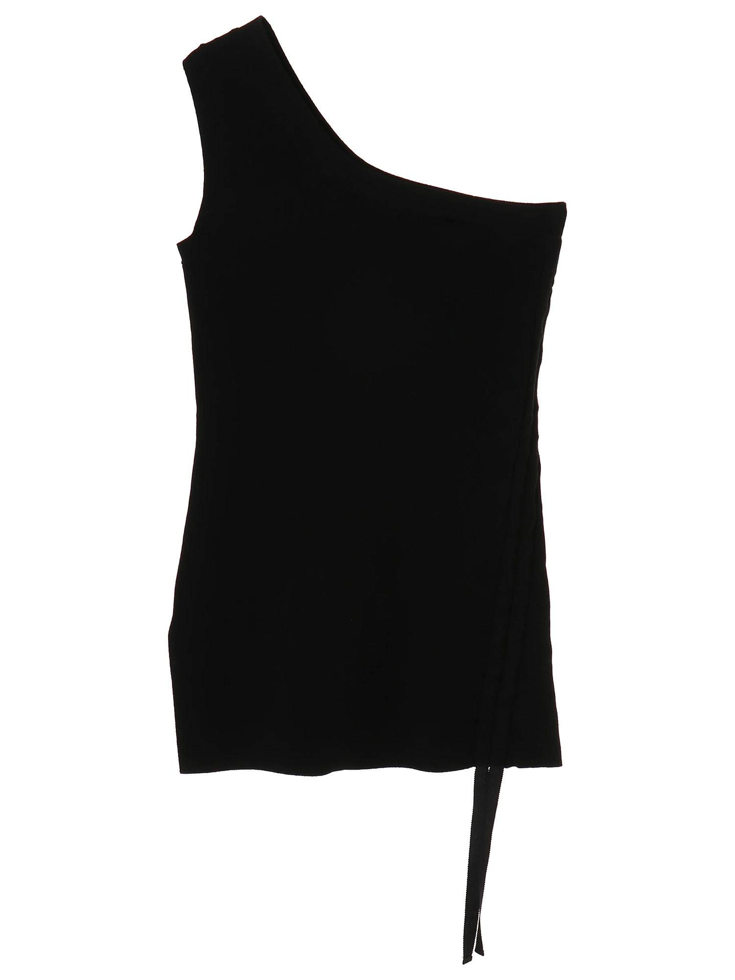 ONE SHOULDER KT TOP