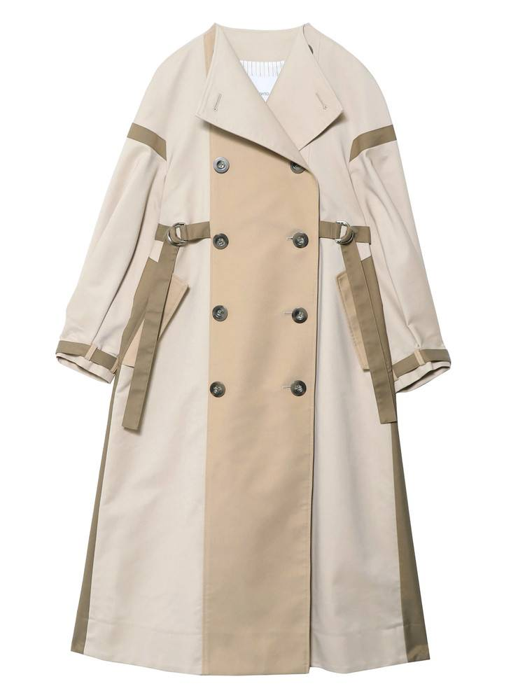 COCOON TRENCH CT