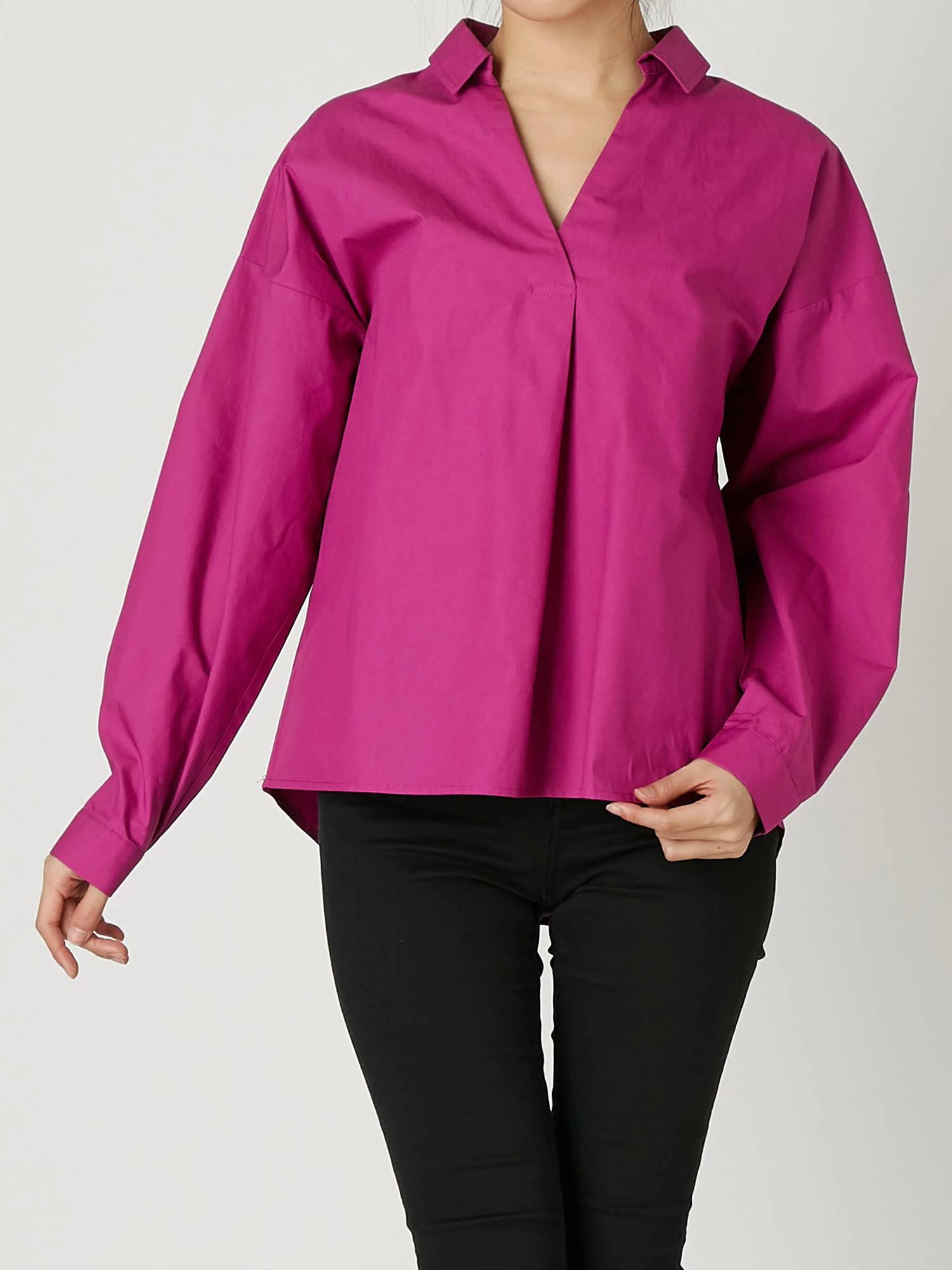 [WOMEN] skipper shirt