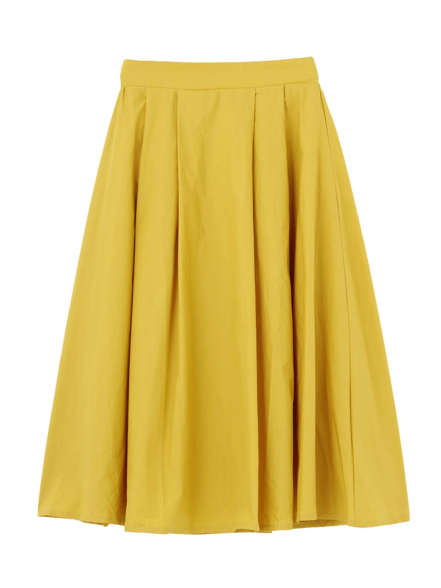 [WOMEN] tuck volume skirt