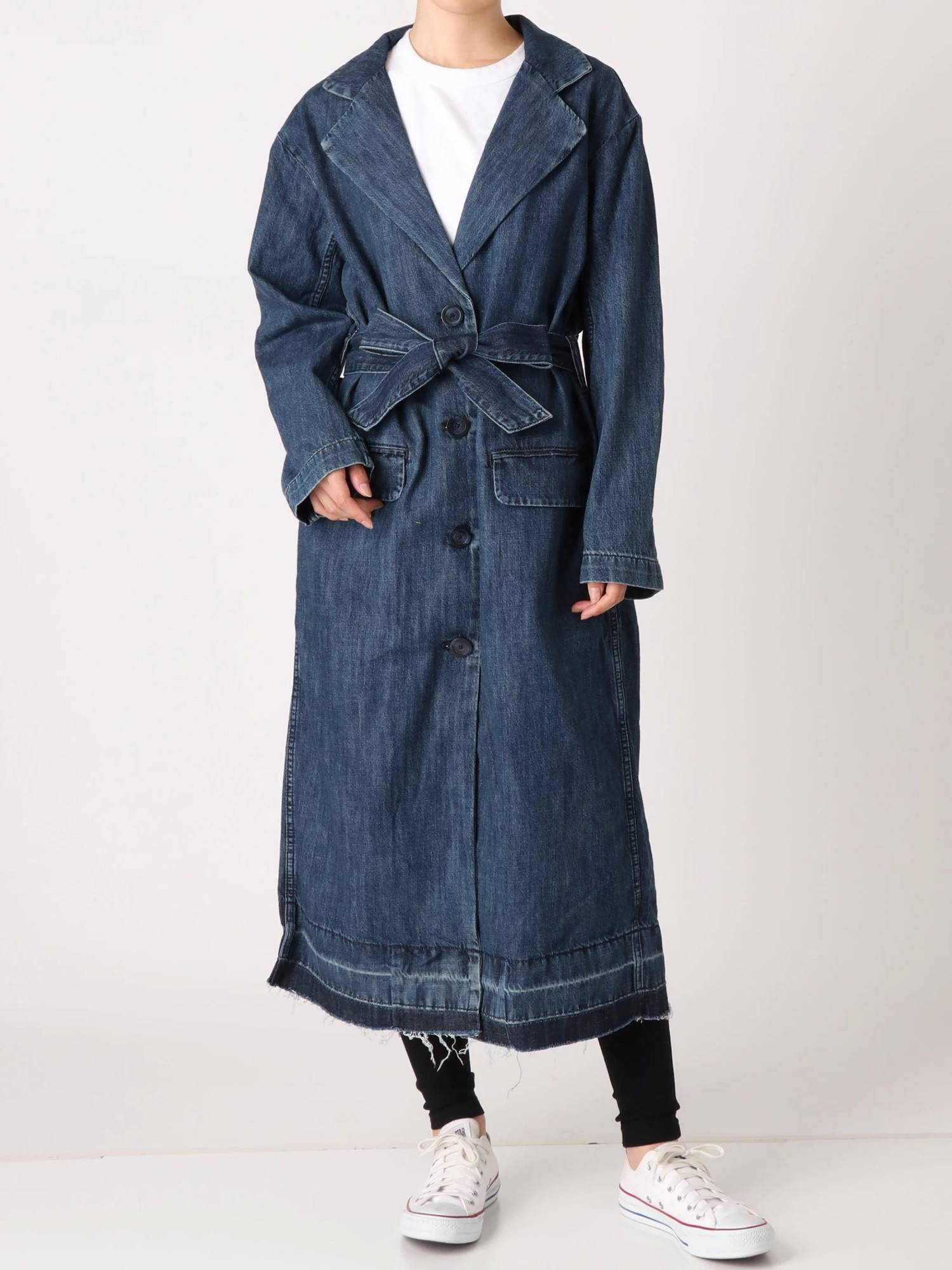 FRIDA DENIM COAT